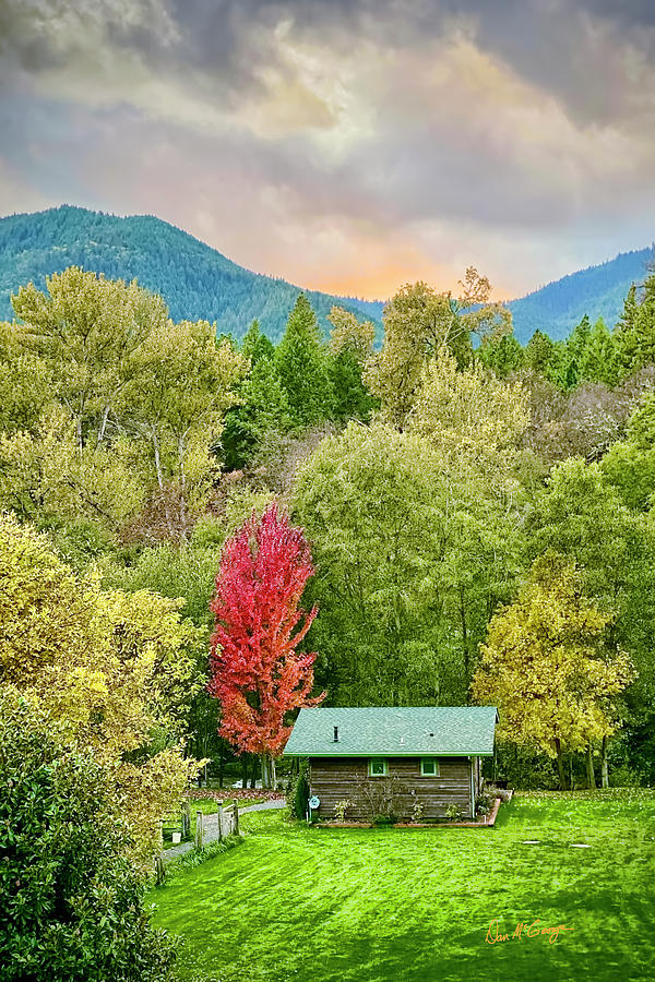 Oregon Autumn by Dan McGeorge