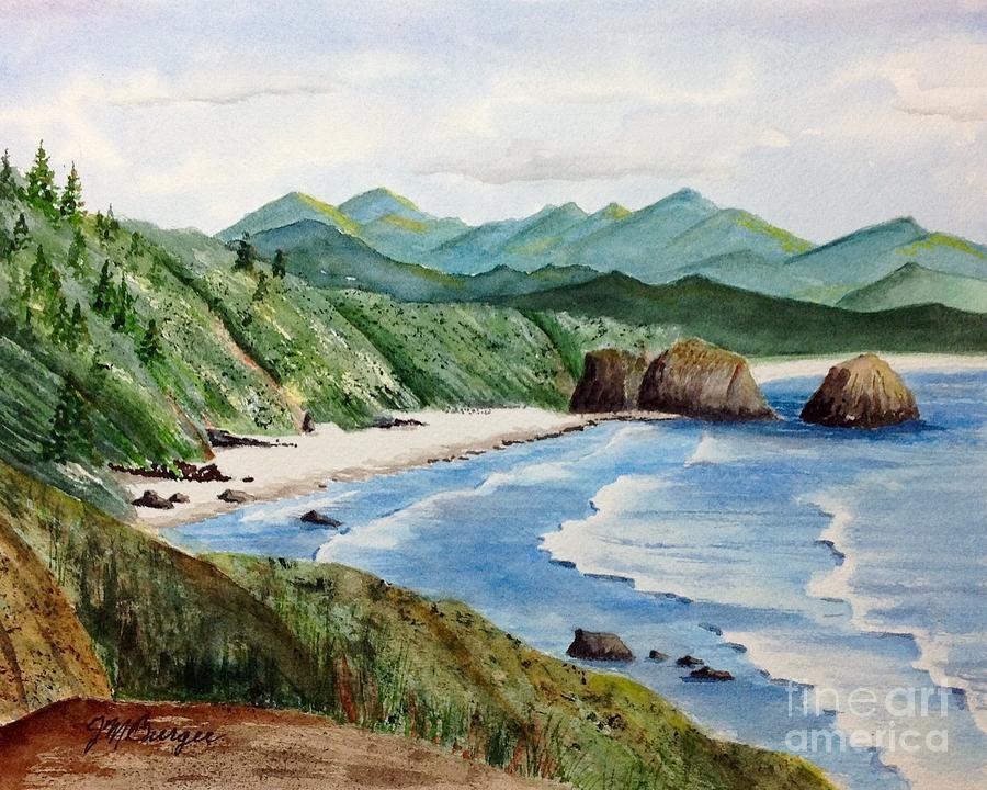 Oregon Coast by Joseph Burger