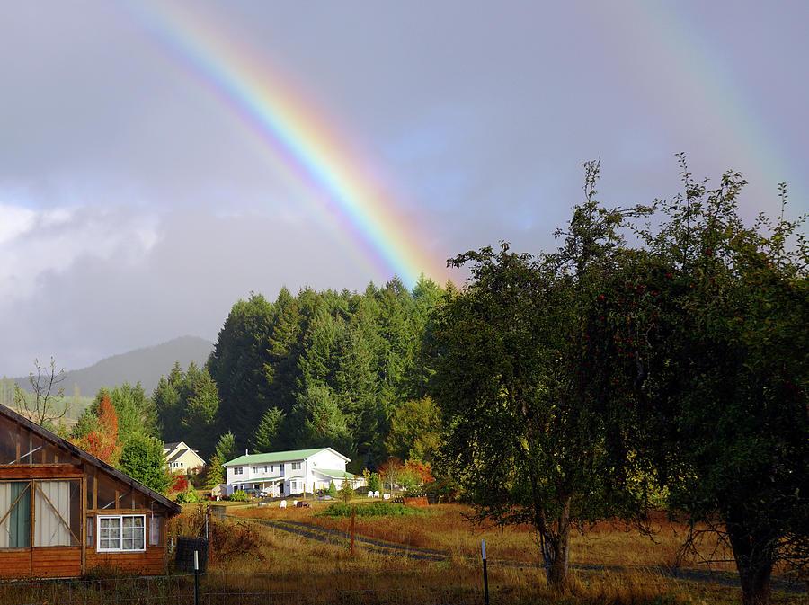 Oregon Rainbow #1 by Ben Upham III