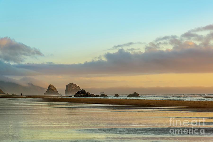 Oregon Sunset by Paul Quinn