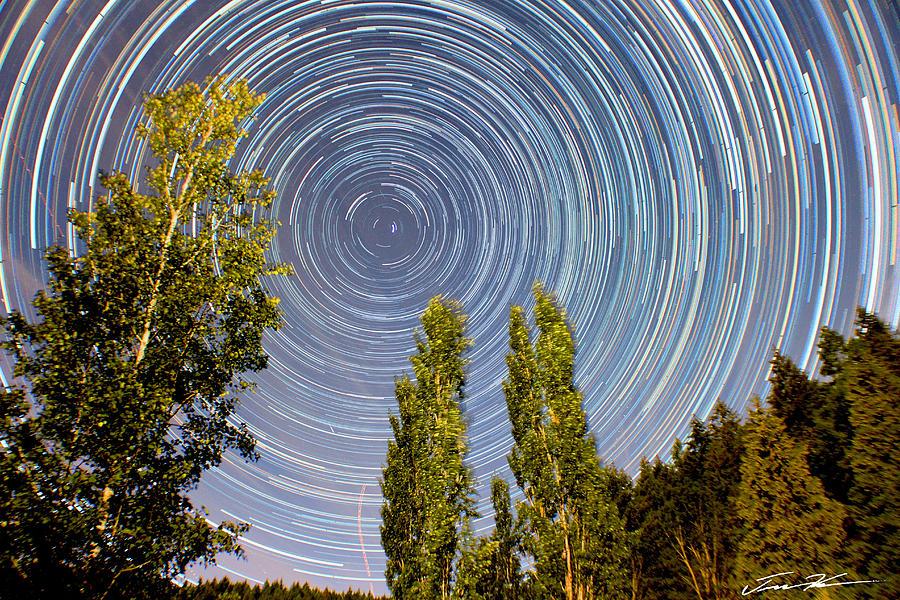 Oregon Trails by Tim Kuret