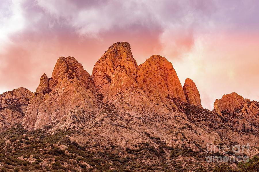 Organ Mountains by Blake Webster