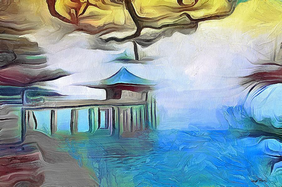 Oriental Bay by Wayne Pascall