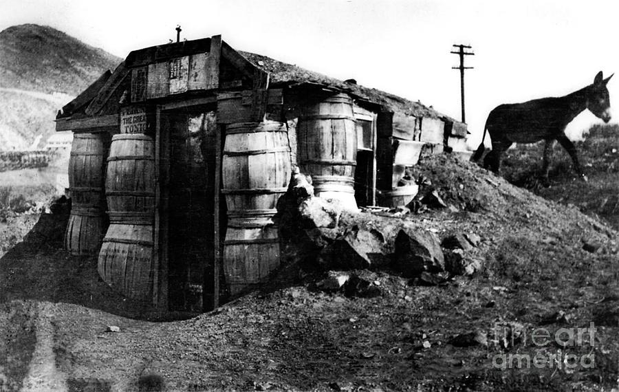 Original Barrel House by Doc Braham