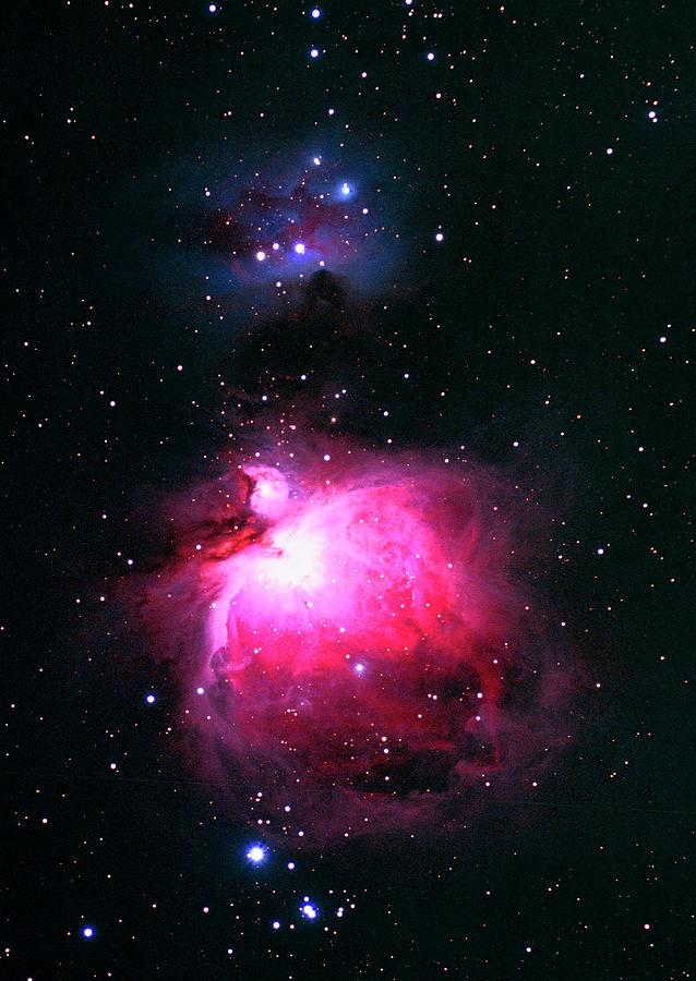 Orion Nebula Photograph by Imagenavi