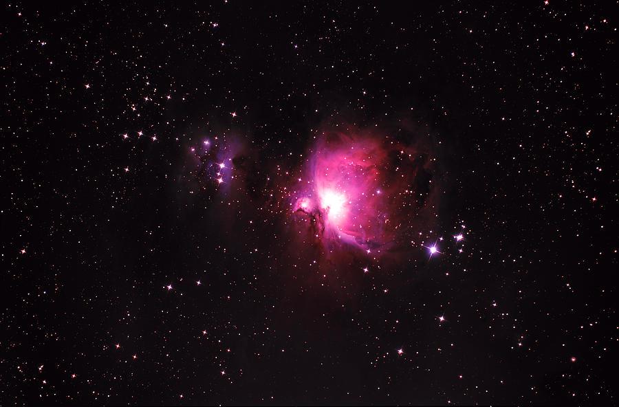 Orion Nebula Photograph by Plefevre