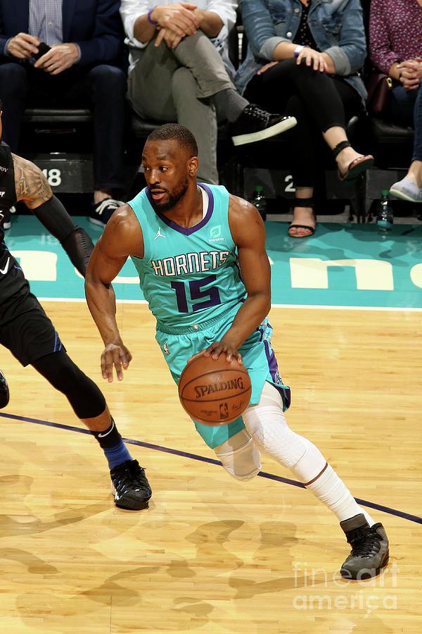 Orlando Magic V Charlotte Hornets Photograph by Brock Williams-smith