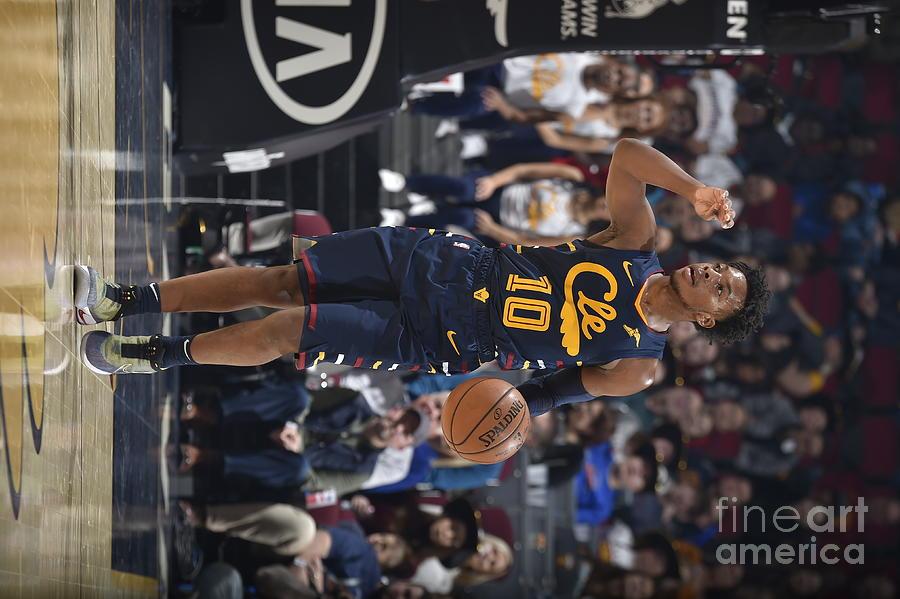 Orlando Magic V Cleveland Cavaliers Photograph by David Liam Kyle