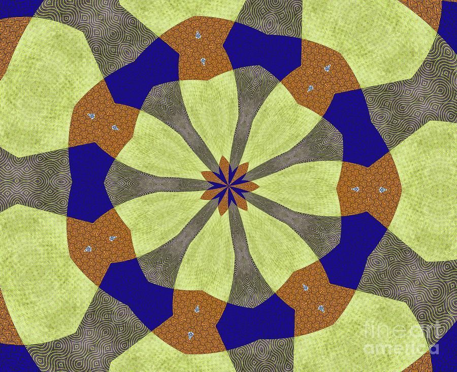 Mixed Media Mixed Media - Ornament Number 23 by Alex Caminker
