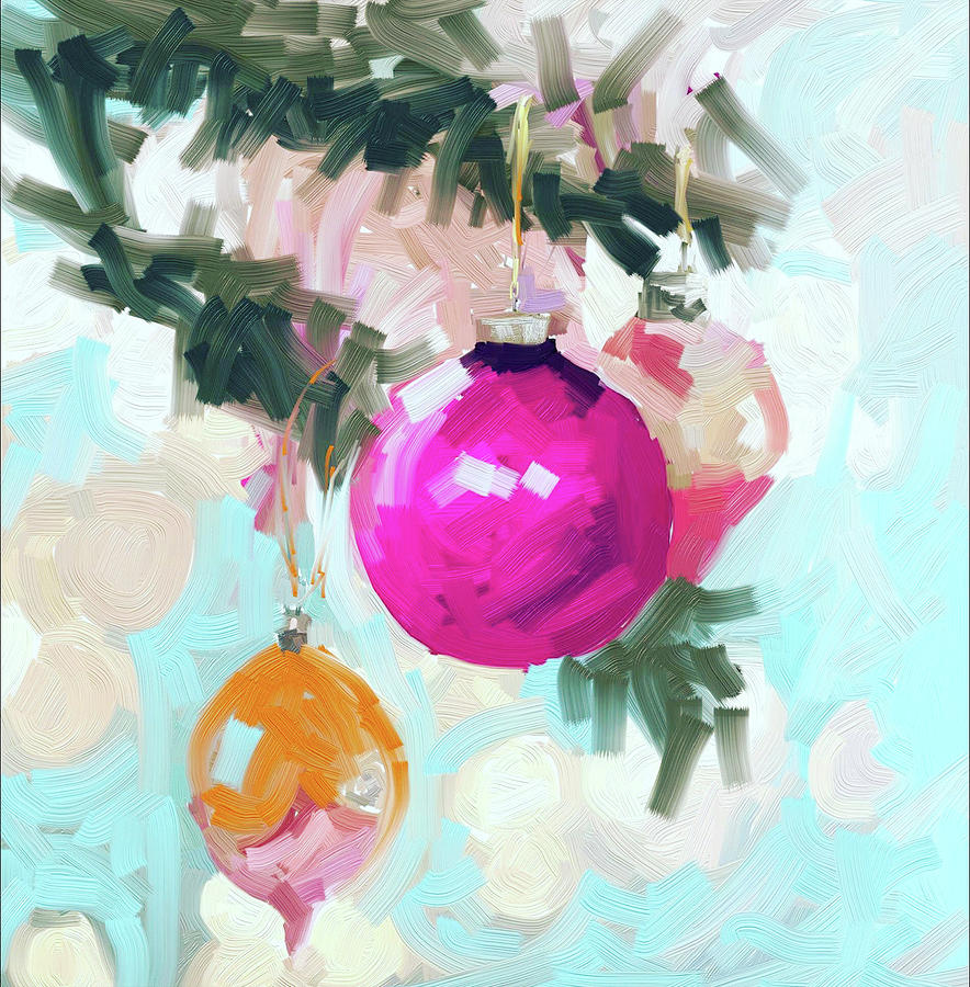 Ornaments Decoration for Christmas Tree by Patricia Awapara