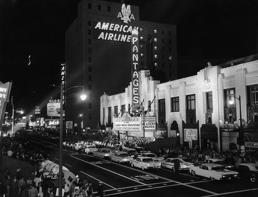 Oscar Night Photograph by Archive Photos