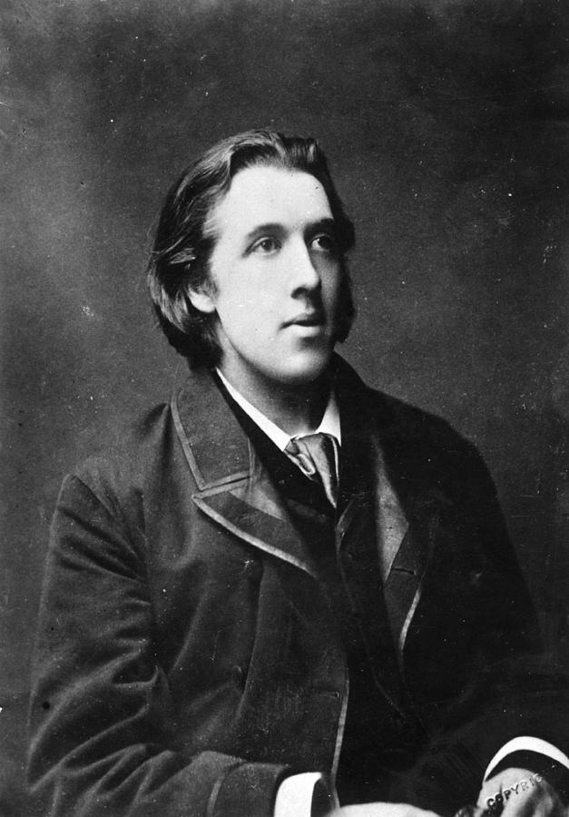 Oscar Wilde Photograph by Hulton Archive