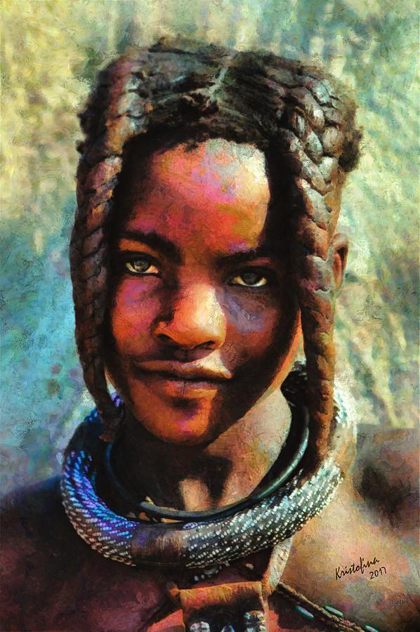 Osemba by Kristofina Kapewangolo