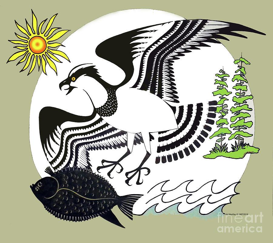 Osprey Elements by Art MacKay