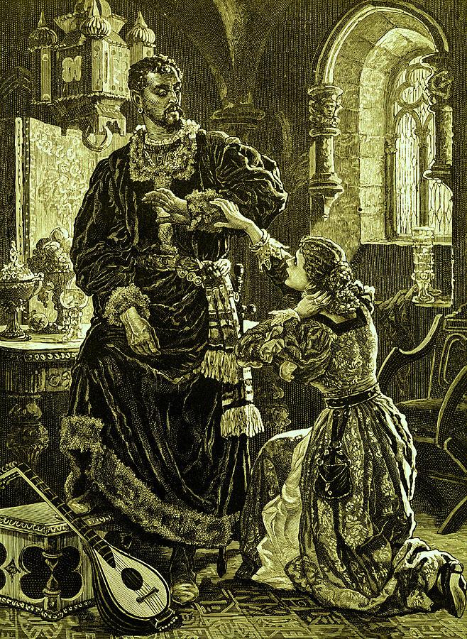отелло картинки шекспир иллюстрации гриффит известная