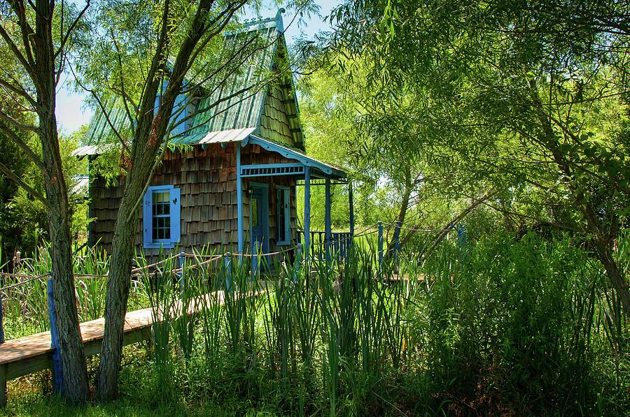 Otis Cabin by Steve Stuller