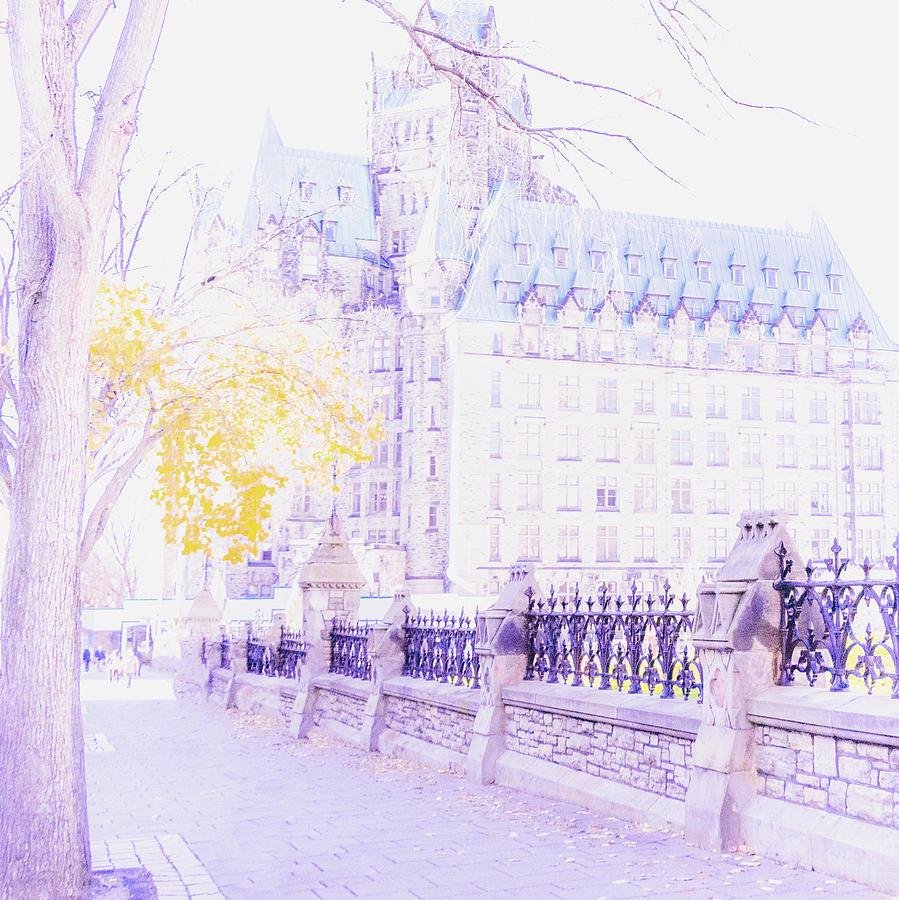 Ottawa, Ontario, Canada - November 2018 - Confederation building by Cristina Stefan