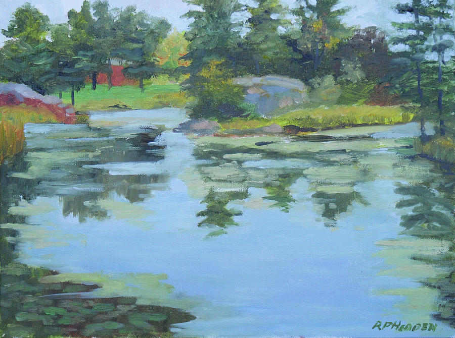 Otter Creek by Robert P Hedden