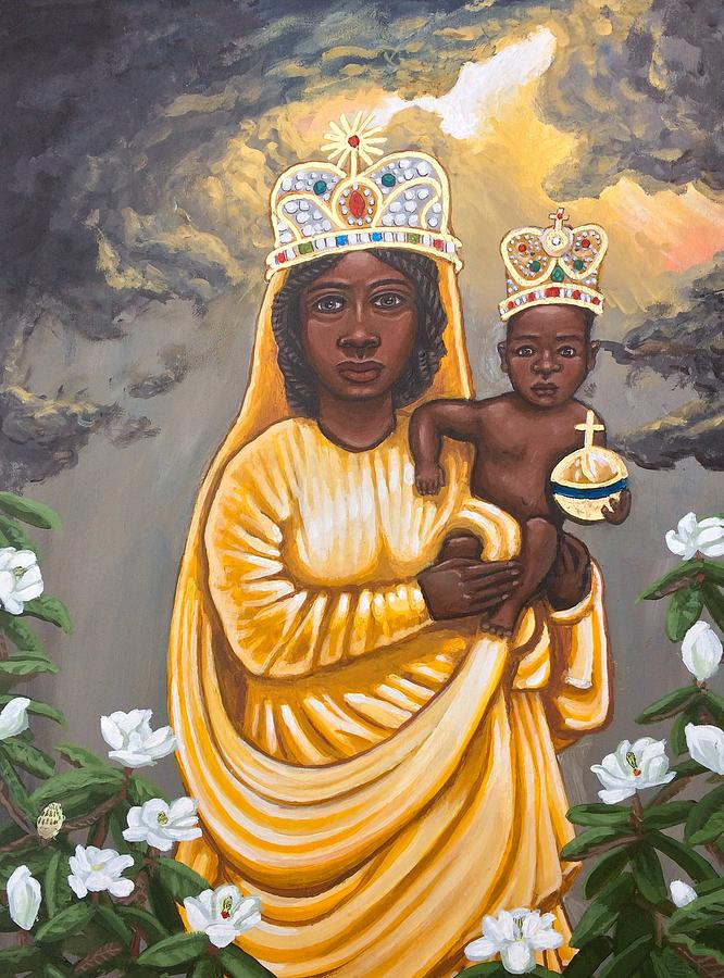 Our Lady Of Prompt Succor by Kelly Latimore