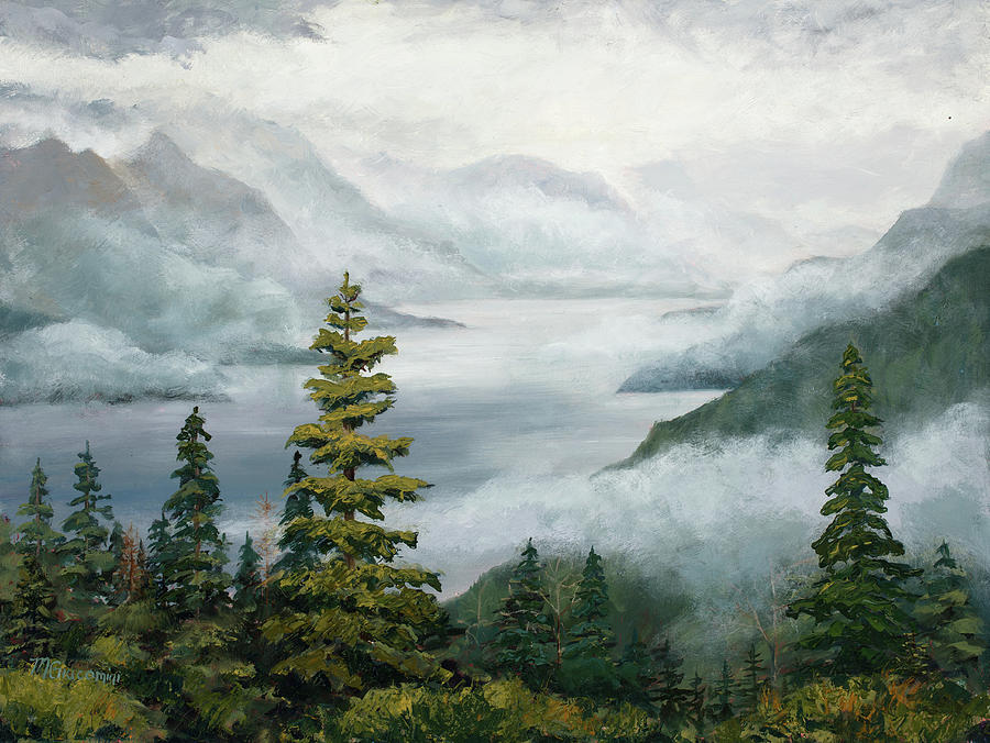 Out of the Mist by Mary Giacomini