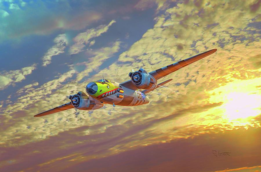 Out of the Sun by Dave Luebbert
