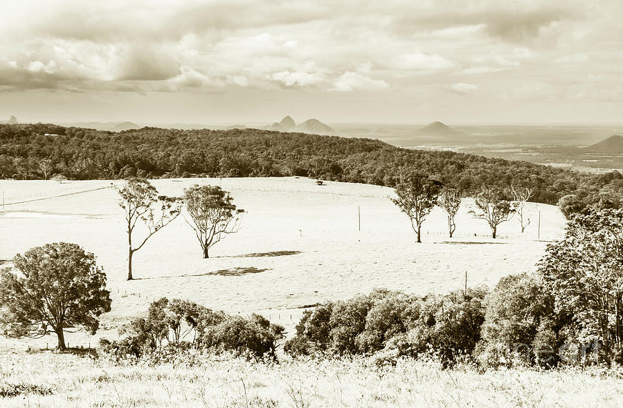 Landscape Photograph - Outback And Beyond by Jorgo Photography - Wall Art Gallery