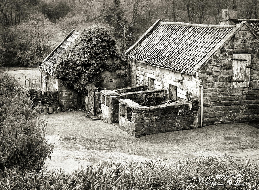 Outbuildings by William Beuther