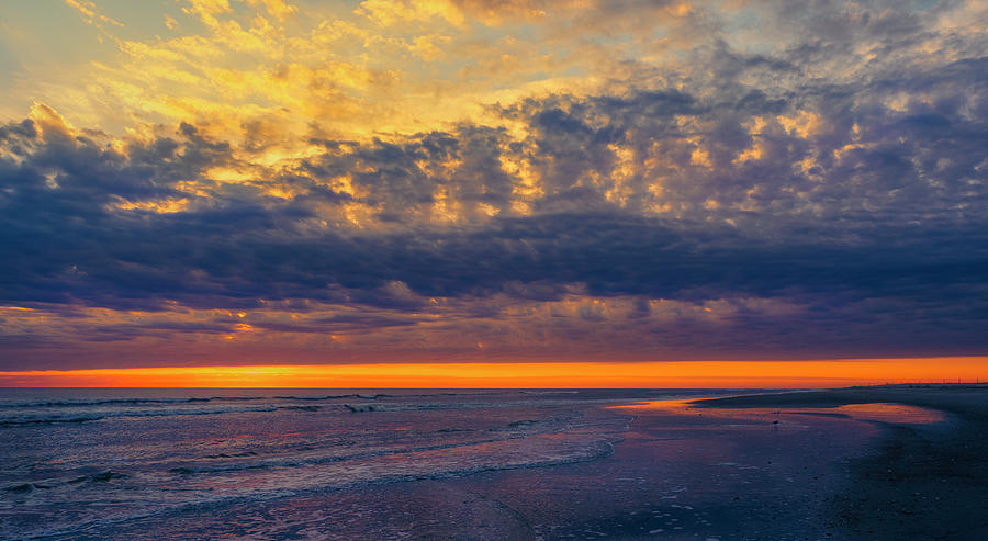 Outer Banks Sun Rise by David Kay