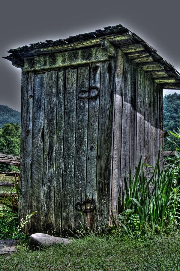 Outhouse by Brian Cole
