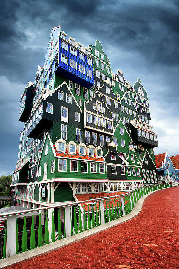 Zaandam Photograph - Over And Out by Iryna Goodall