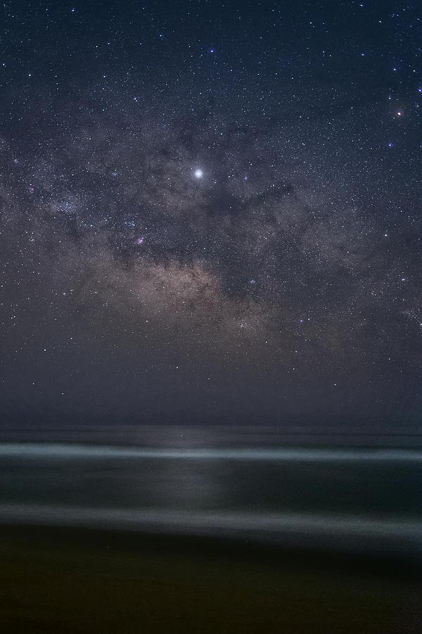 Over The Atlantic by Robert Fawcett