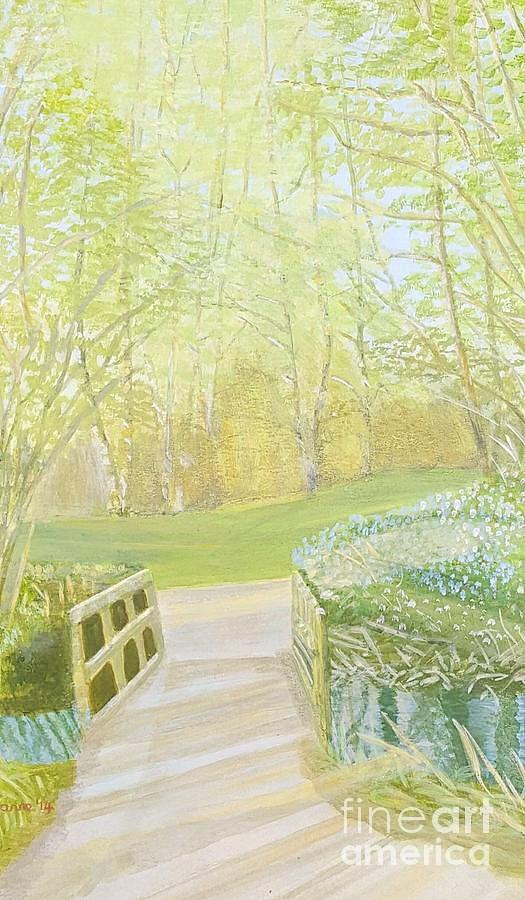 Over The Bridge by Joanne Perkins