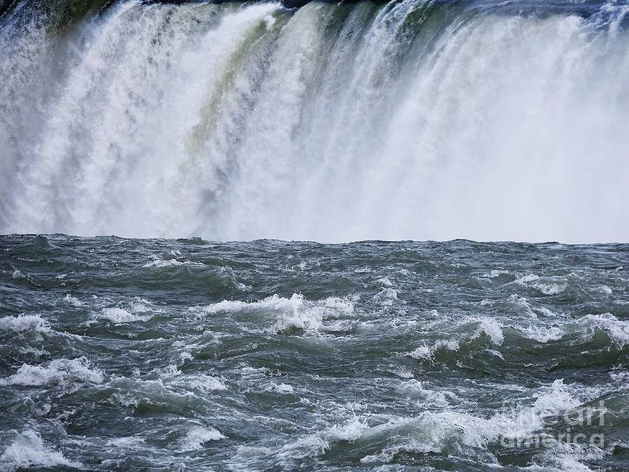 Over The Falls by Lena Wilhite