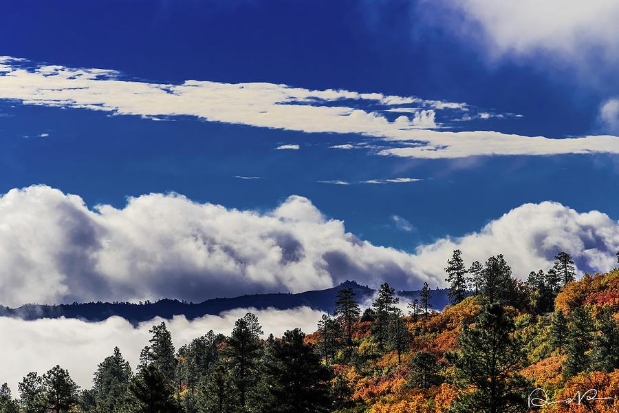 Over the Mountain by Dennis Dempsie
