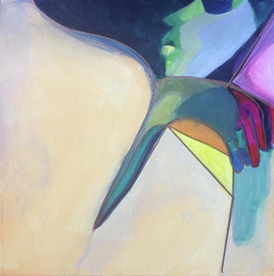 Over the Shoulder by Cherylene Henderson