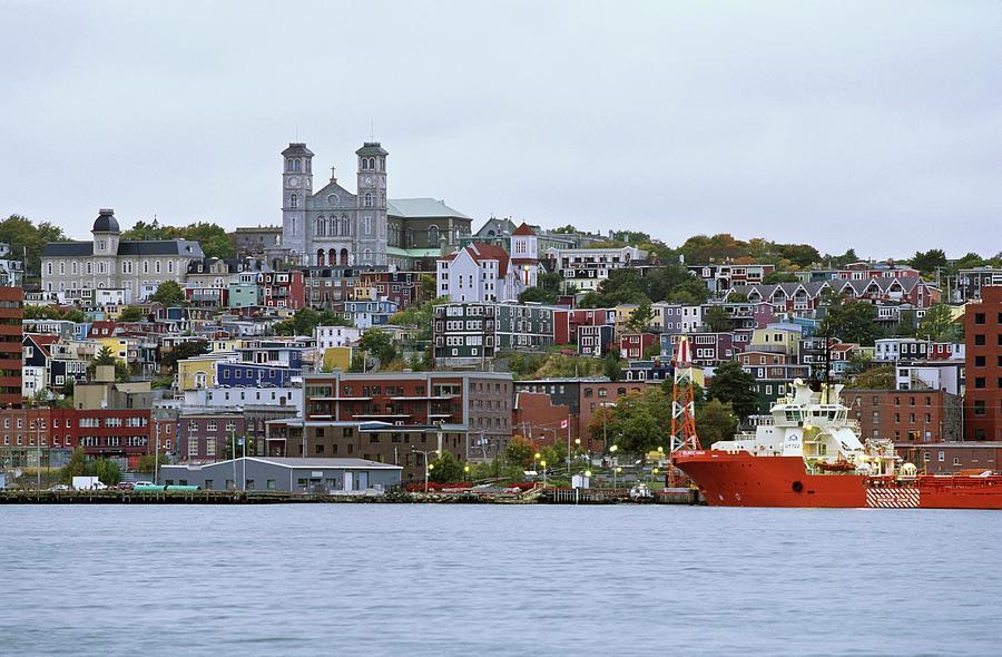 Overview Of Historic Saint Johns Photograph by Bilderbuch   / Design Pics
