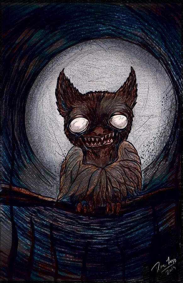 Owl Creepy Smile Digital Art By Rene Lopez Willem dafoe gives a creepy smile. owl creepy smile by rene lopez