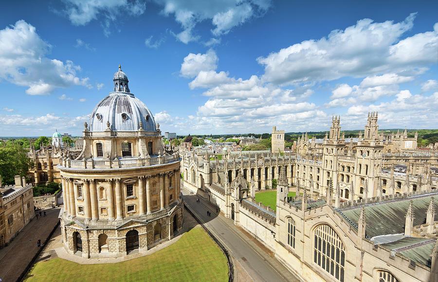 Oxford, Uk Photograph by Nikada
