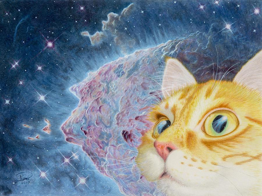 Oz in Space by Derek Motonaga