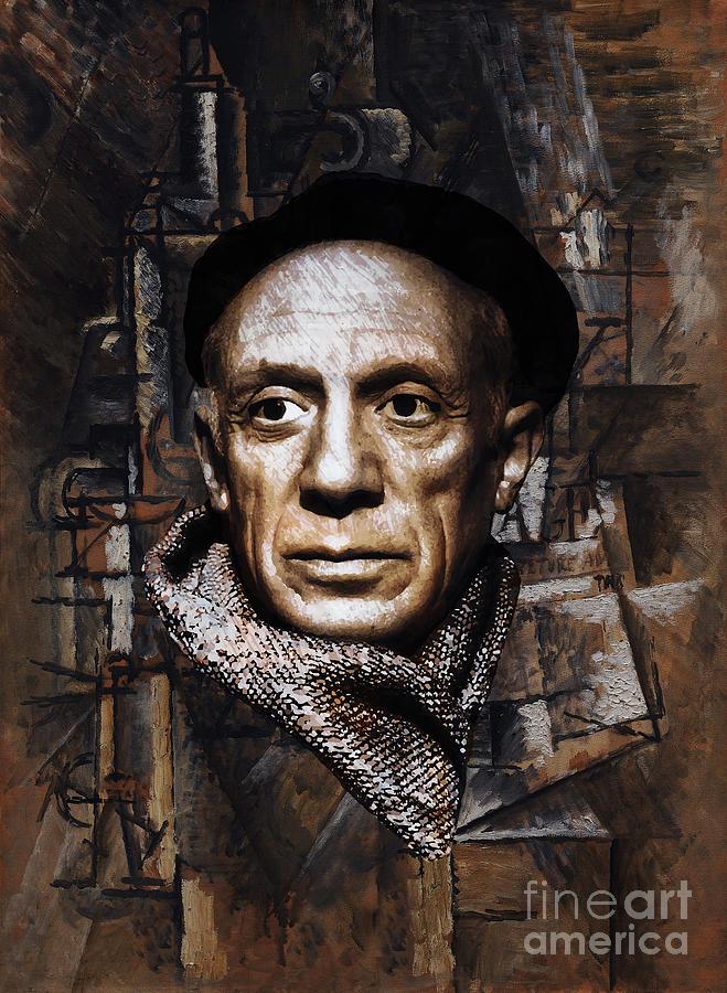 Pablo. by Andrzej Szczerski