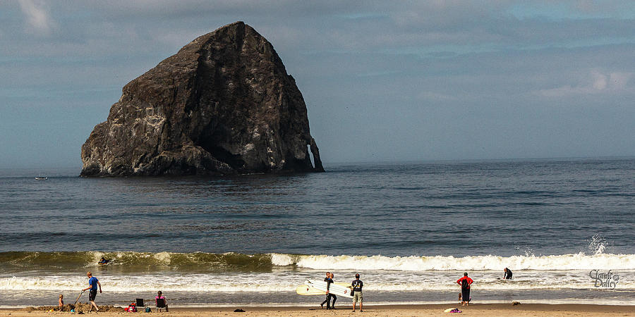Pacific City Stack by Claude Dalley