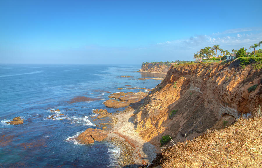 Pacific Coast View in Palos Verdes California by R Scott Duncan