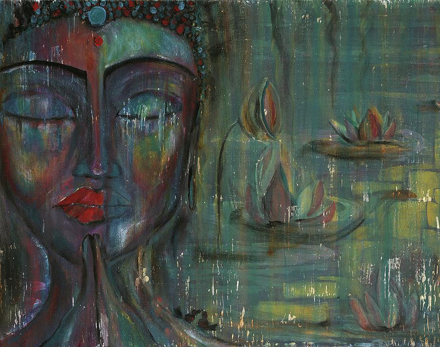 Paint Your Soul IV by Katie Halvin