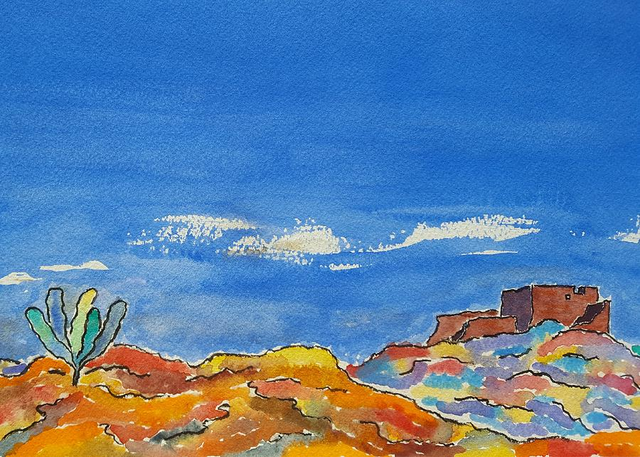 Painted Desert Lore by John Klobucher