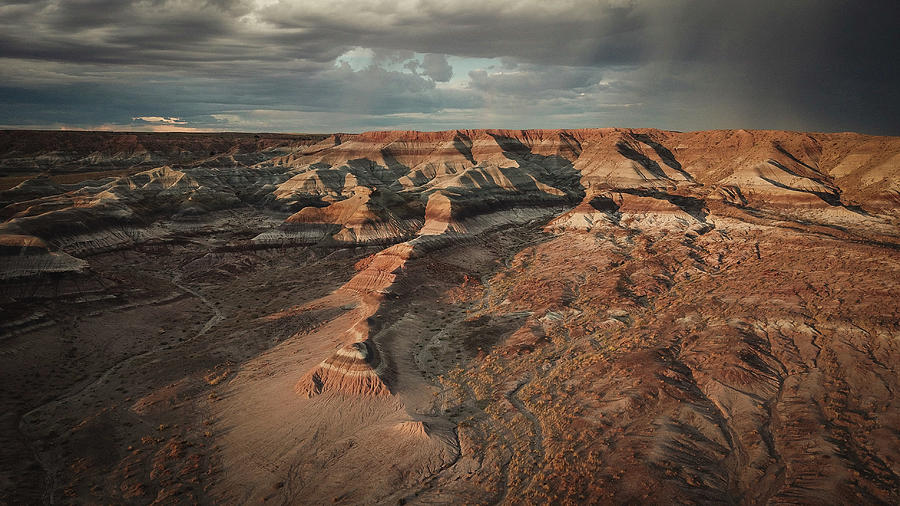 Painted Desert Sunset by Ryan Lima