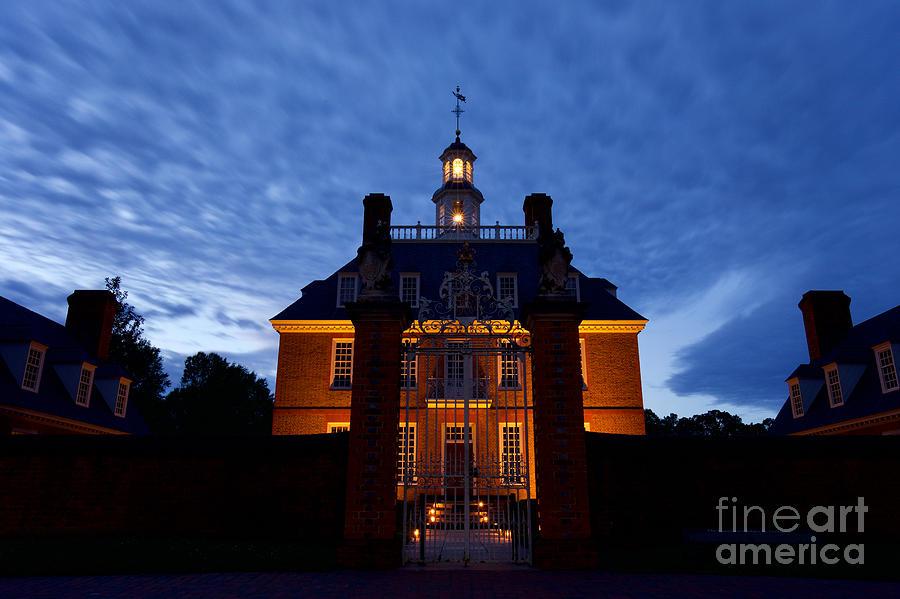 Palace Lamps by Rachel Morrison