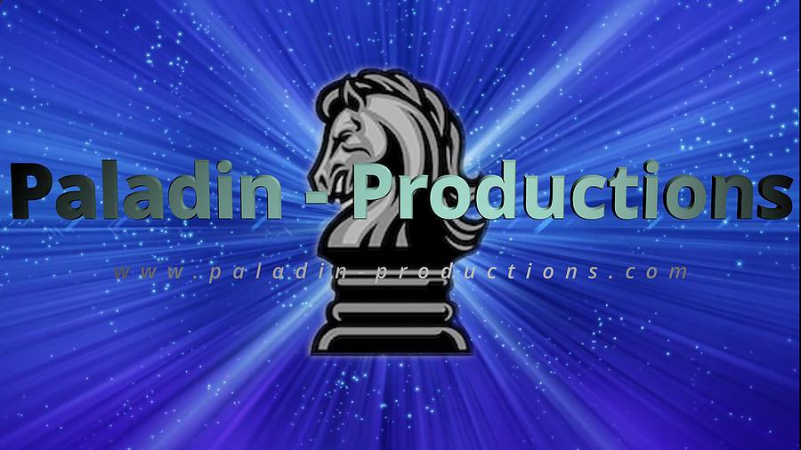 Paladin Photograph - Paladin-Productions.com Logo by Alan D Smith