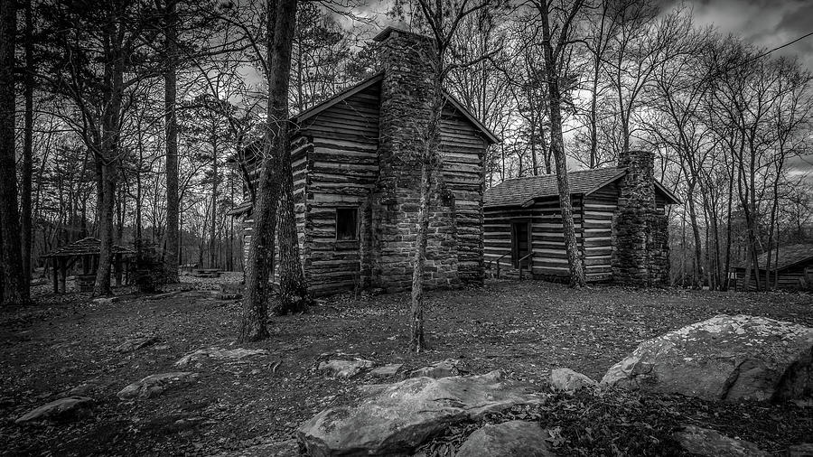 Palisaide Park Cabins by Rick Cooper