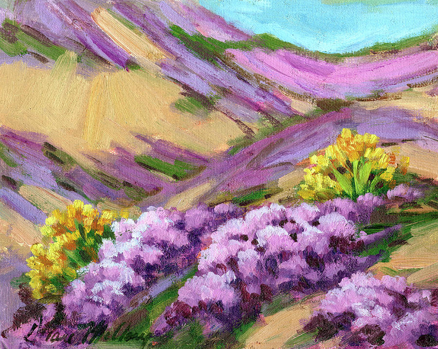 Palm Desert Spring by Diane McClary