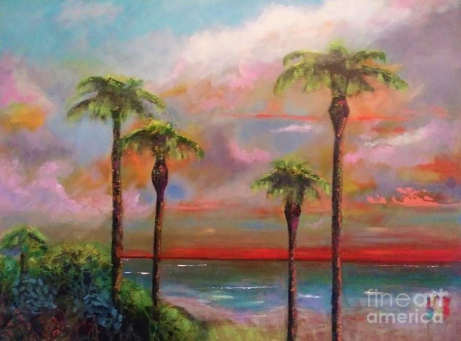 Palm Sunday by Frances Marino